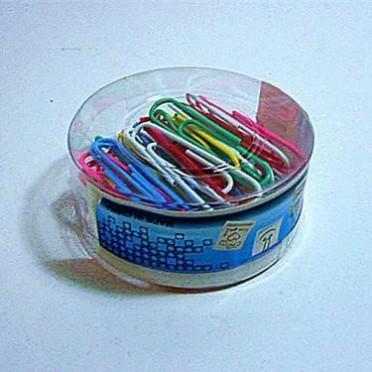 彩色回形針50mm 大號曲別針塑料回形針斑馬回形針曲別針批發